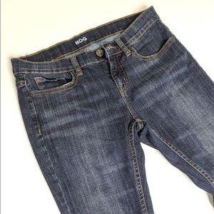 BDG Mid Rise Cigarette Ankle Jeans size 28